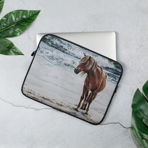 Carefree: Laptop Sleeve