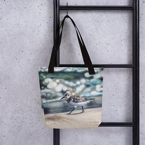Sandpiper: Tote bag