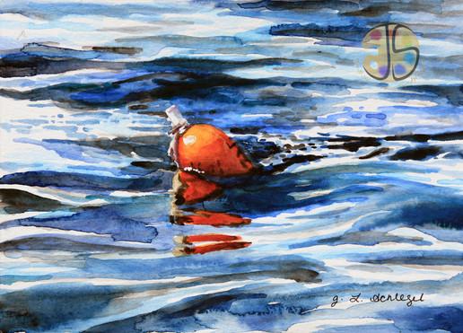 Buoy in the Bay