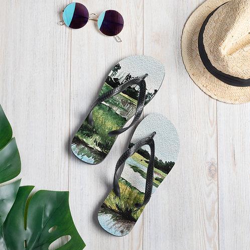 Assateague Island: Flip-Flops