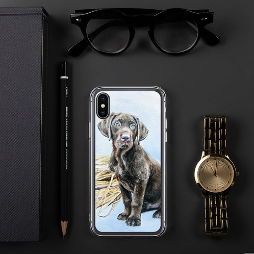 Patiently Waiting: iPhone Case