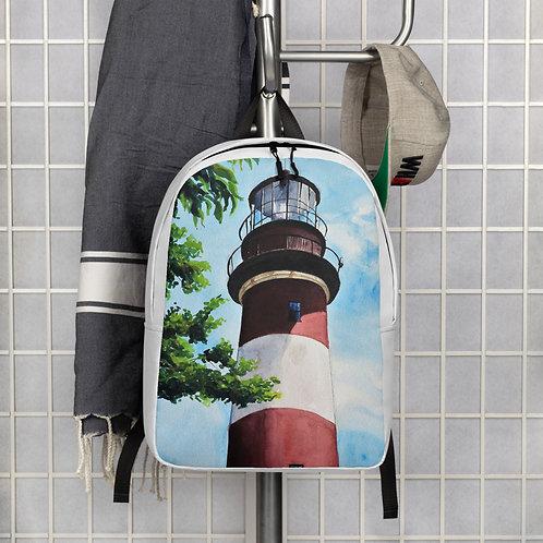 Assateague Lighthouse: Minimalist Backpack