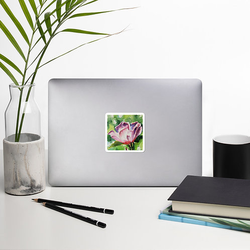 Althea Tree: Bubble-free stickers