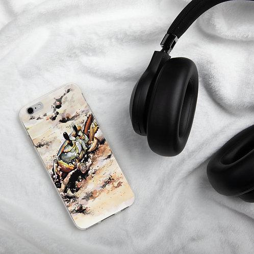 Ghost Crab: iPhone Case
