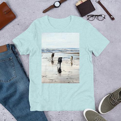 Three of a Kind: Short-Sleeve Unisex T-Shirt