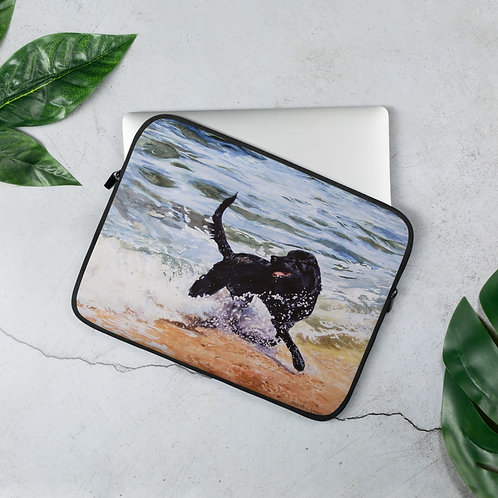Day at the Beach: Laptop Sleeve