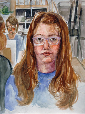 Watercolor Study 2010