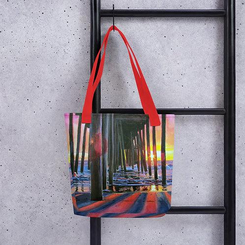 Daybreak: Tote bag