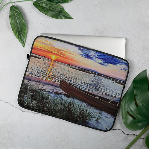 Water's Edge: Laptop Sleeve