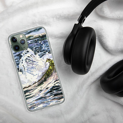 Tranquility: iPhone Case
