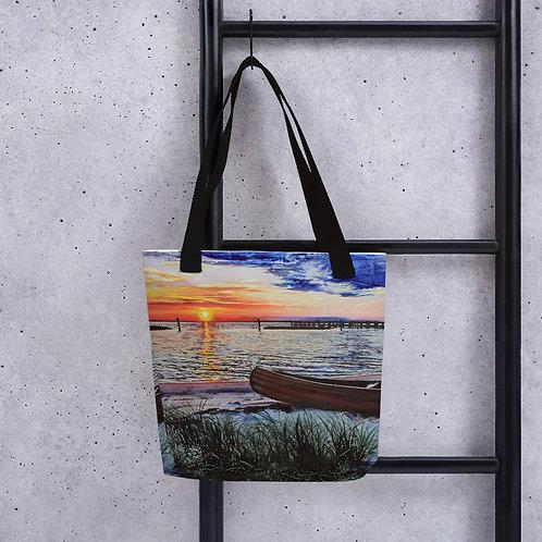 Water's Edge: Tote bag