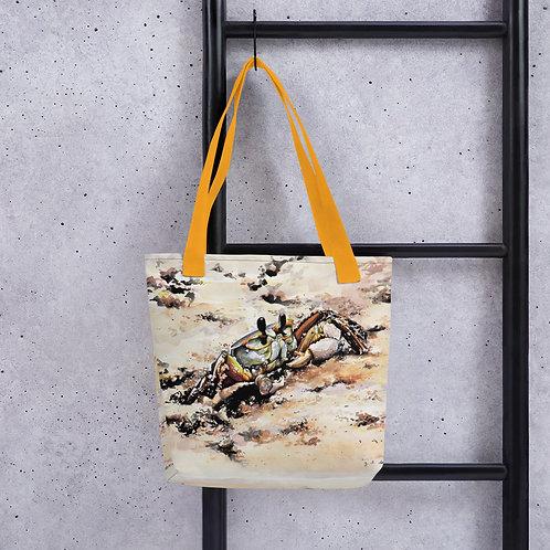 Ghost Crab: Tote bag