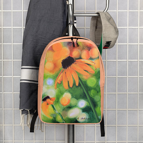 Black-Eyed Susan2: Minimalist Backpack