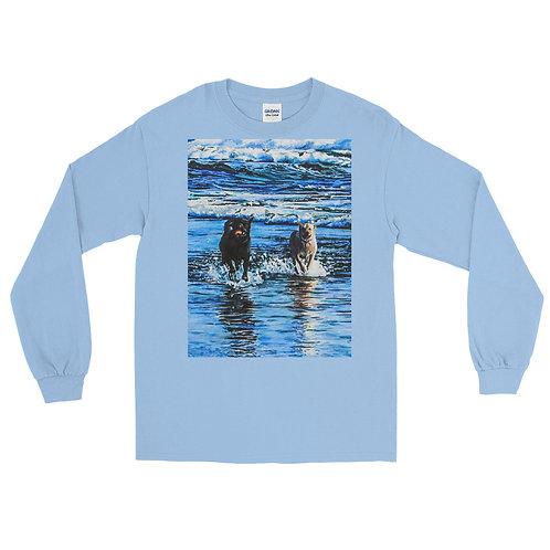 Bliss: Men's Long Sleeve Shirt