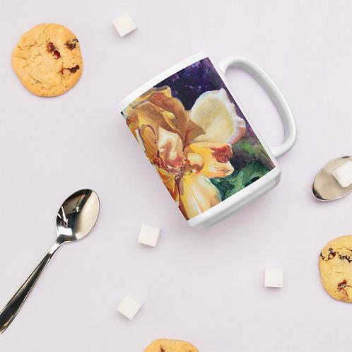 Yellow Roses: Mug