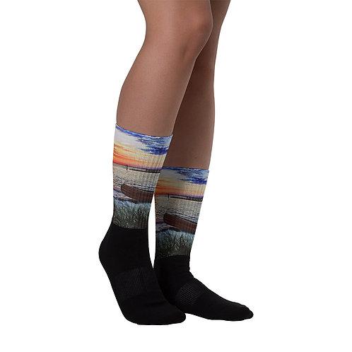 Water's Edge: Socks