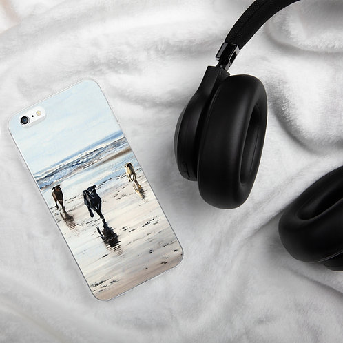 Three of a Kind: iPhone Case