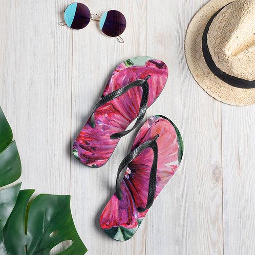 Hibiscus: Flip-Flops