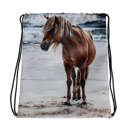 Carefree: Drawstring bag