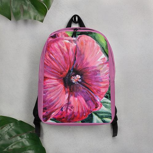Hibiscus: Minimalist Backpack