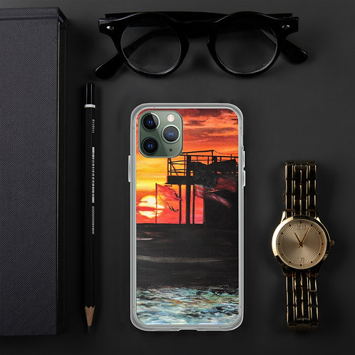 The Calm After the Storm: iPhone Case