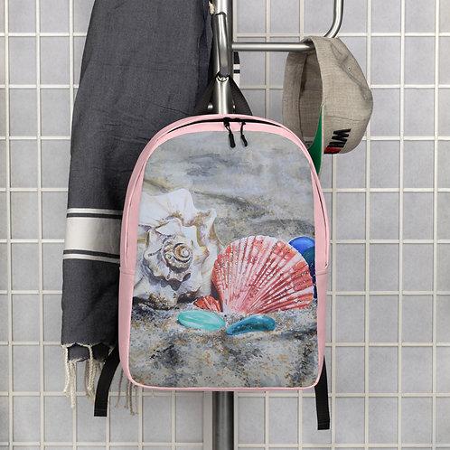 Beach Finds: Minimalist Backpack