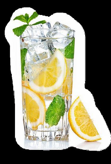 Лимонад из сиропа