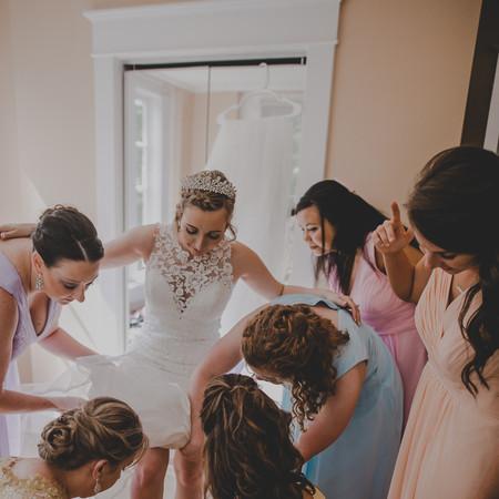 New Bern Wedding Photographer