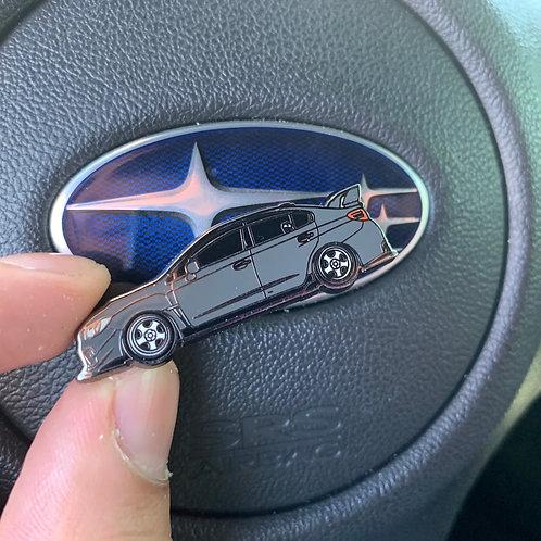 Cesars Subaru pin
