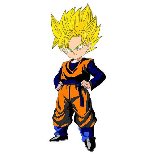 Goten - Super Saiyan 2