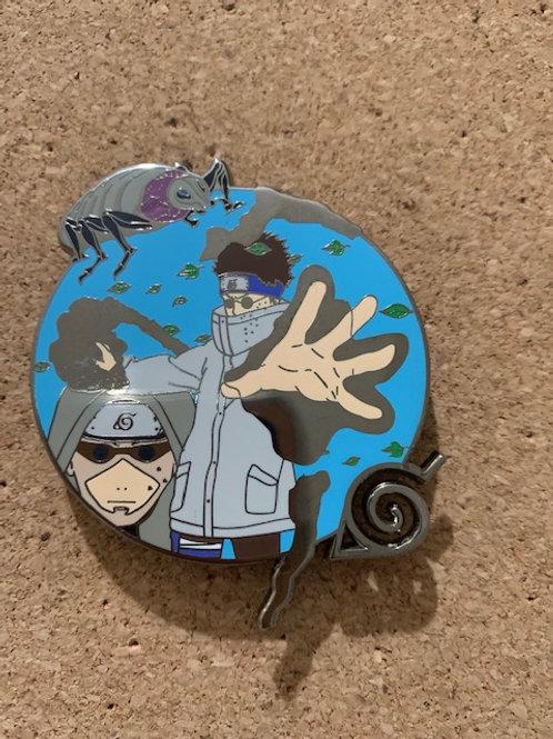 Bug man Shino