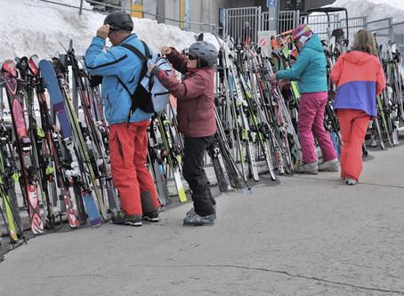 滑雪雪具 101 - 2019 / 2020 雪季前須知!