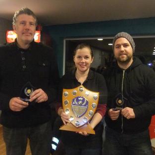 Overall Winners - Philip Harris & Liam B