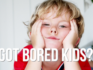 11 Things To Do with Your Kids Inside