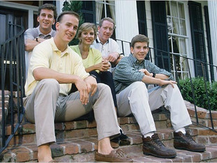 Why The Manning Men Married Their Mother