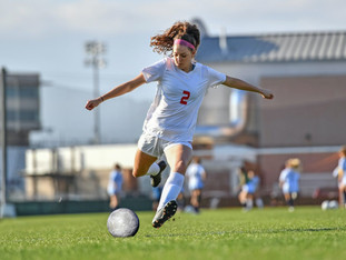 Girls are more likely to tear an ACL