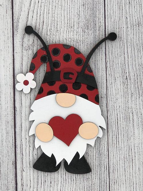 Ladybug Gnome DIY Kit