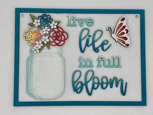 Life In Full Bloom DIY Kit