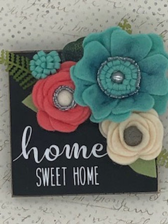 Home Sweet Home shelf sitter