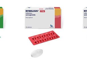 内服のGLP-1受容体作働薬:リベルサス
