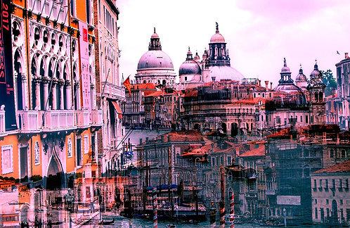 'Venetian Rooftops'