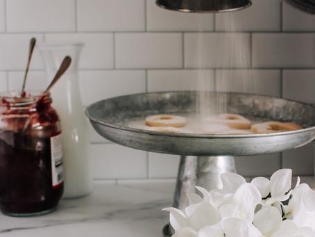 Recipe | Easy Gluten Free Linzer Cookies (Dairy Free)