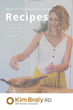 SCD Recipes: Inspiring Ideas for the Holiday Season