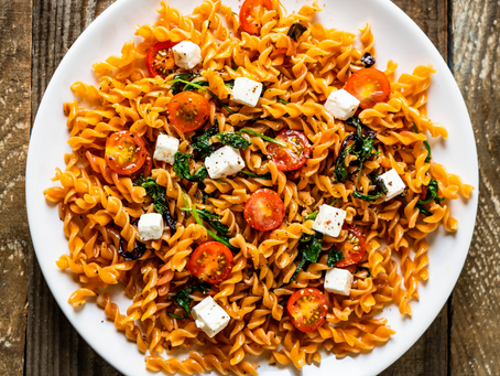Feta Pasta: What Dietitians need to Know about TikTok's Trending Dish