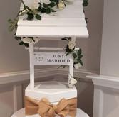 Wedding Wishing Well Post Box