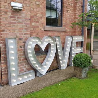 Venue Styling Nottingham