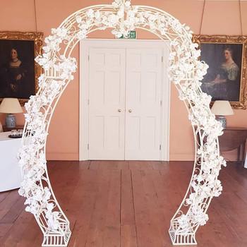Ornate Wedding Arch