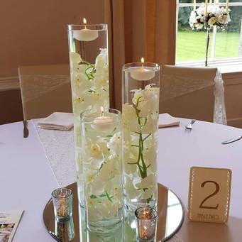 Wedding Table Centrepiece