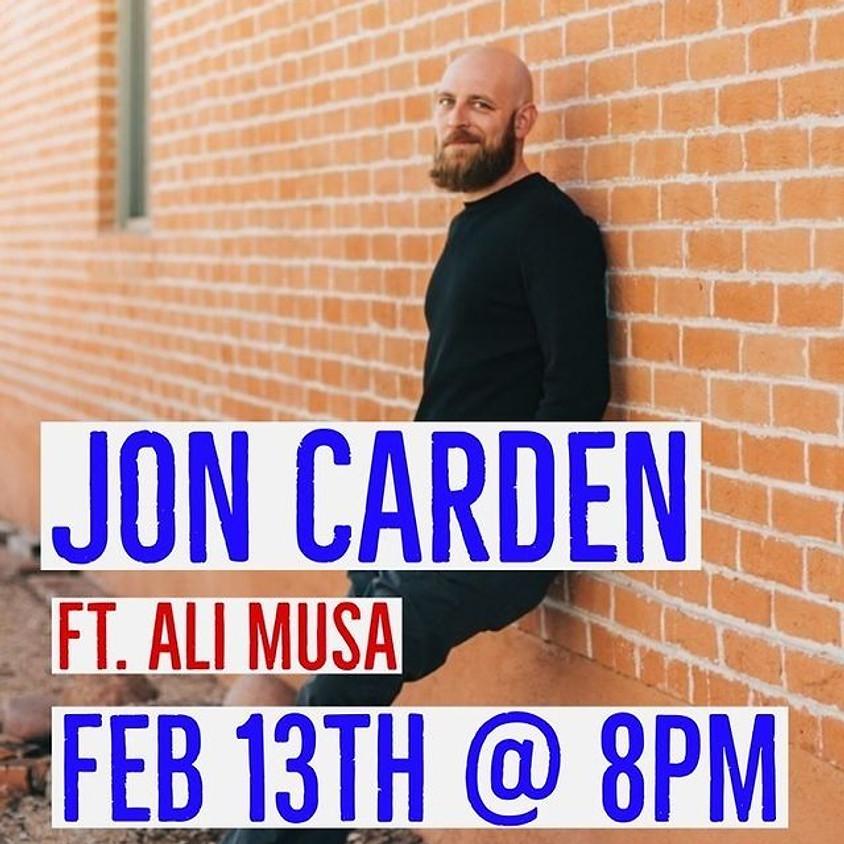 Jon Carden is back!!