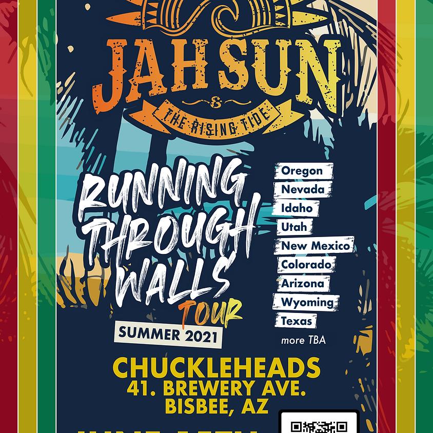 Jah Sun & The Rising Tide (Running Through Walls Album Tour)